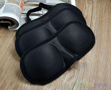 Eye Mask Black Sleeping Eyeshade Eyepatch Blindfold with Earplugs Shade Travel Sleep Aid Cover Light Guide