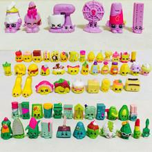 Moose Shopkins 1000pcs/set Fruit Kawaii Figure Toys Birthday gifts best kids toys(China (Mainland))