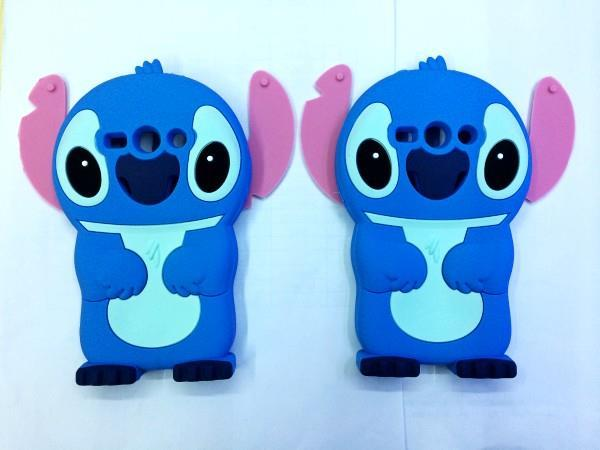 20pcs/lot New Stitch Silicone Cell Phone Bags Case Cover For Samsung Galaxy Core 2 G355 G355h