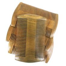 Natural Green Sandalwood Super Narrow Tooth Wood Combs No static Pocket Comb Hair Styling Tool HB88(China (Mainland))
