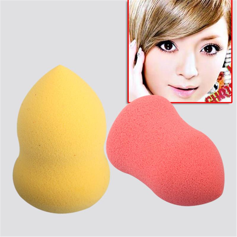 1 pc cabaça Pro maquiagem limpa Blender Sponge Flawless suave Powder Puff frete grátis