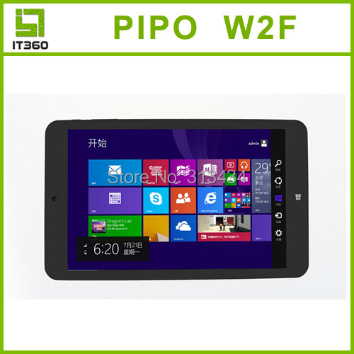 Hot sale Original PIPO W2 Upgrade W2F Window 8 1 Tablet PC 8 IPS Screen 1280