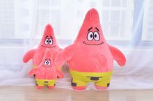 60cm sponge bob plush toy, spongebob and patrick stuffed animal doll bob esponja peluche toy best childrens day gift