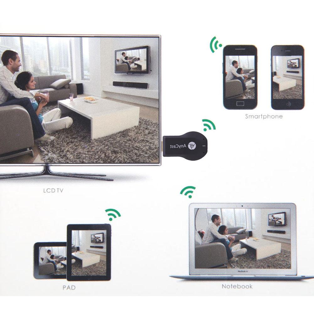 Android Tv Box Tv Roku Anycast Dlna Airplay Wi-fi Display Miracast Dongle Hdmi Multi-display 1080p Receiver Airmirror Mini Stick(China (Mainland))