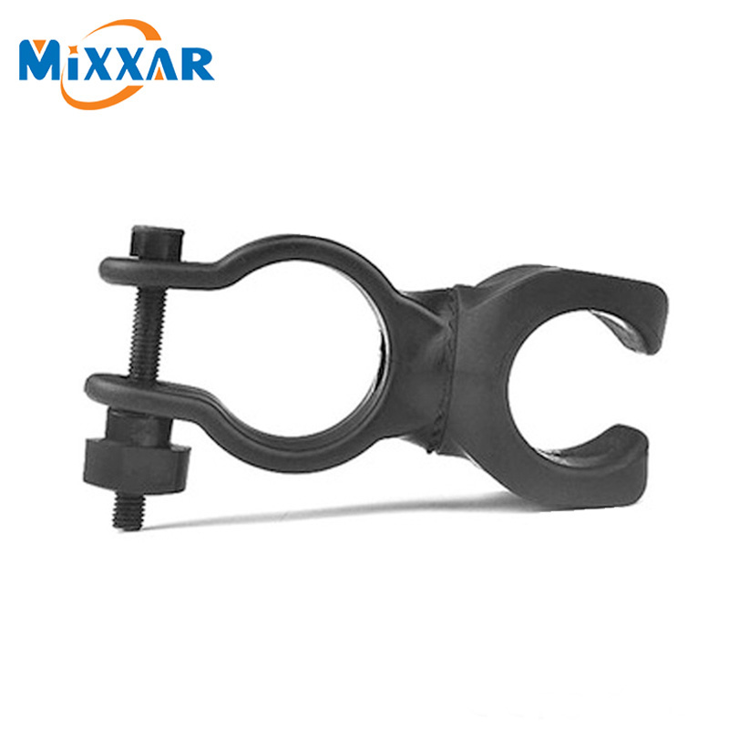 ZK90 Universal Bicycle Car Bracket Phone Holder Stand 360 Degrees Rotation Holder For Bike Light Flashlight Mount Bracket(China (Mainland))