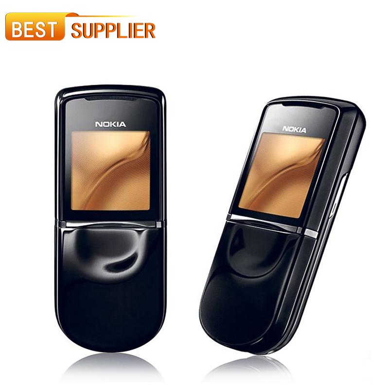 2016 Hot sell phone Unlocked Original Nokia 8800 Sirocco Nokia 8800s 200 MP camera Russian Keyboard Mobile phone and shipping(China (Mainland))