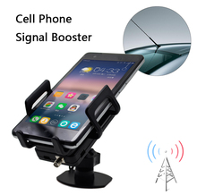 WCDMA 3G 2100MHz Cellular Cellphone Signal Booster Car Phone Signal Amplifier LED Power Indicator USB Charger Mount Bracket 8102