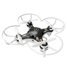 FQ777-124 Mini Pocket Drone 4CH 6Axis Gyro Quadcopter With Switchable Controller RTF RC Airplane Random Color Delivery
