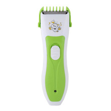 High Quality Cartoon Printed Electric Hair Clipper Baby Children Barber Tool Charging Electric Hair Clippers Barber Cutter YY018