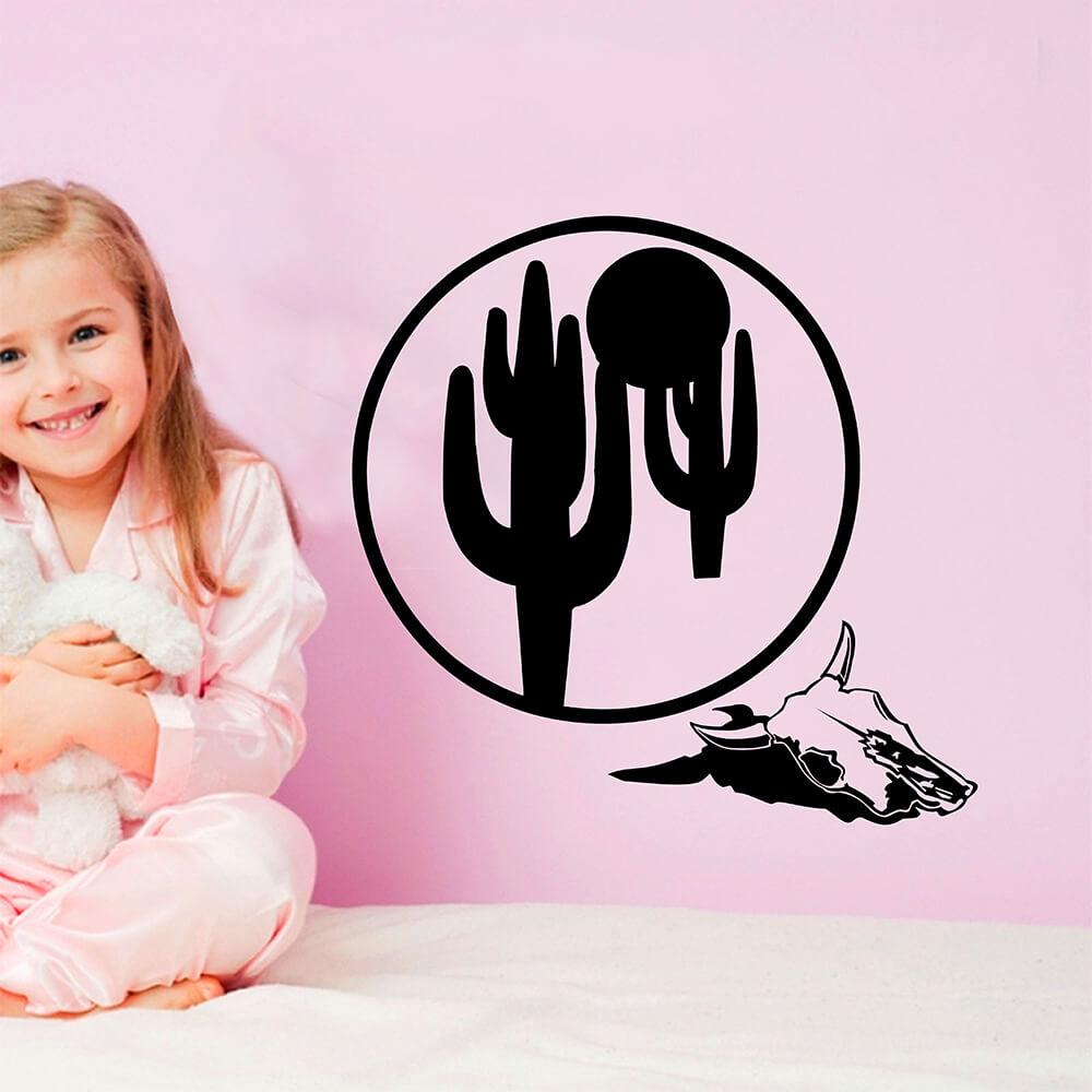 Hoge kwaliteit cactus stickers koop goedkope cactus stickers loten ...