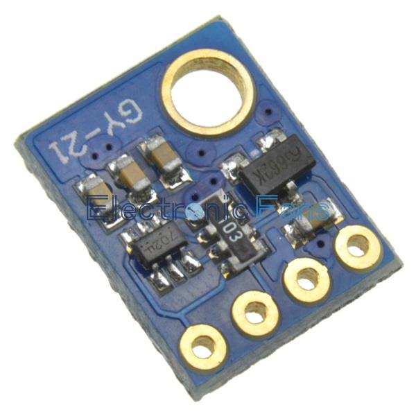 Гаджет  New SHT21 Digital Humidity And Temperature Sensor Module Replace SHT11 SHT15 None Электронные компоненты и материалы