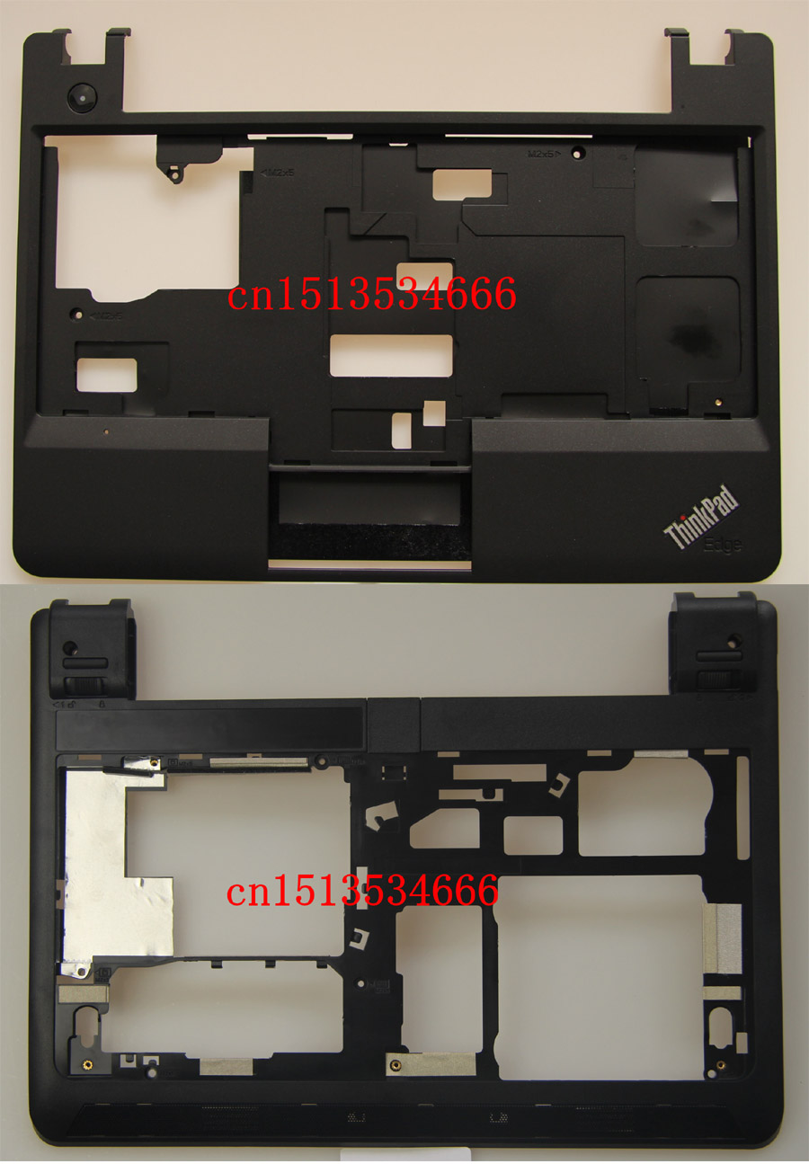 "Фотография 100% Brand NEW Lenovo E130 E135 Bottom Case Cover & Palmrest Upper Case with ""HDMI"" Combo"