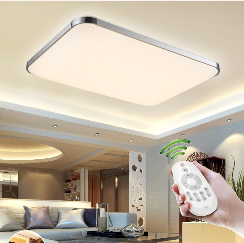 Free shipping surface mounted modern led ceiling lights lamp for living room kids bedroom home indoor decoration ceiling lamp(China (Mainland))