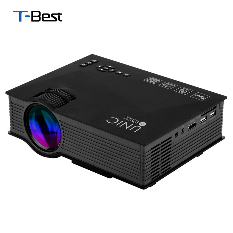 Buy unic uc46 wireless wifi mini portable for Best wireless mini projector