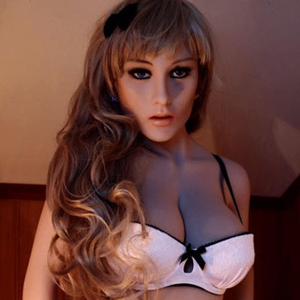 135cm Lifelike Silicone Lady Sex Dolls For Men, Realistic Full Body Size Love Dolls, Male Masturbation Oral/Anal/Vagina Sex Toy<br><br>Aliexpress
