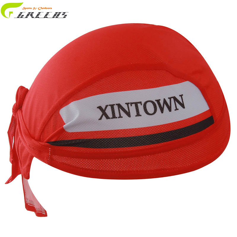 New Cycling Bicycle Polyester Cap Outdoor Sport Breathable Quick Dry Headscarf Riding Durable Bike Bandana Headband /cycling cap(China (Mainland))