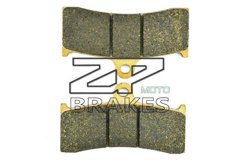 Motorcycle Organic Brake Pads For MV AGUSTA Brutale 750 2001-2005 F4 750 SPR 2001-2004 Front OEM New High Quality Free shipping(China (Mainland))