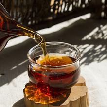 Yunnan Pu er ripe tea 2014 Wu Yi Ma fermented black tea 100g premium Tea Original
