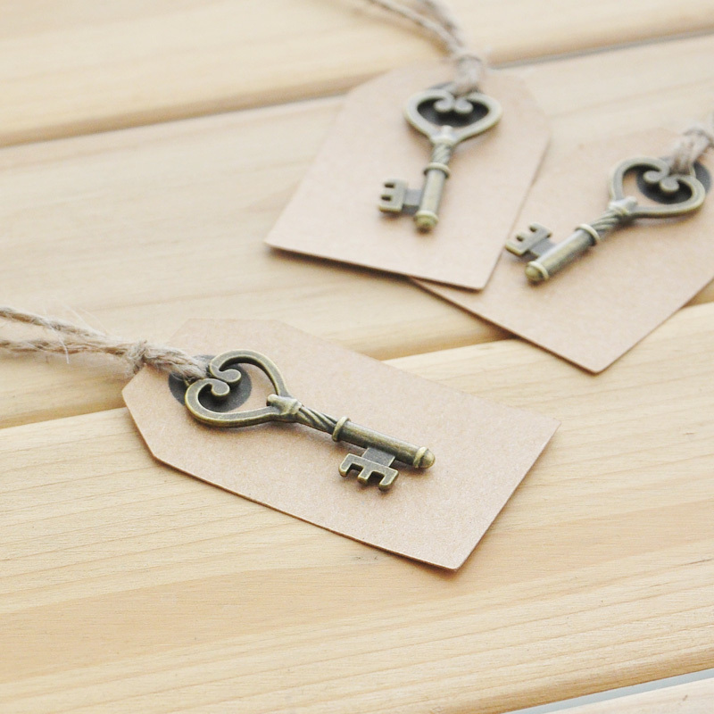 Gift Tag Shape Picture More Detailed Picture About Wedding Tags Antique Key Gift Tags