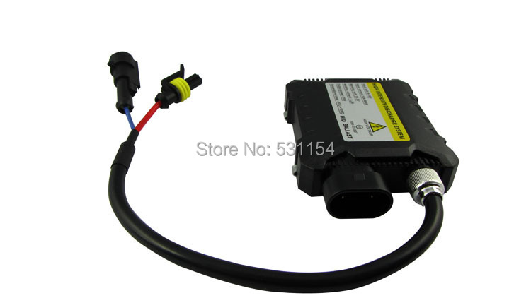 FREE SHIPPING The Cheapest DC HID XENON Ballast 12V 55W Car Replacement Light Bulb 1pcs()