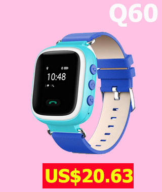 image for Q50 OLED Screen GPS Smart Kid Watch SOS Call Location Finder Locator T