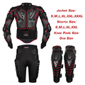 Motorcross Racing Motorcycle Body Protection Armor Jacket Protective Gears Hip Pad Short Pants Motorcycle Knee Pad