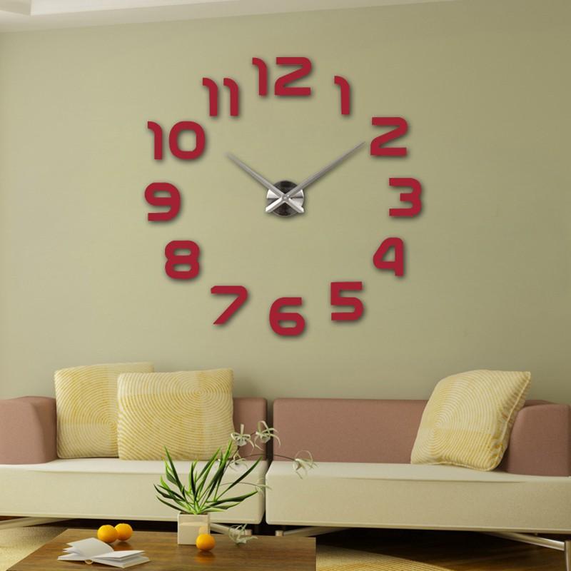 Декоративные часы на стену своими руками