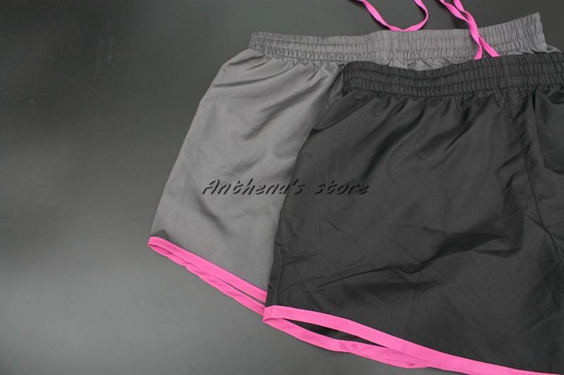 2016 Brand Fashion Summer Sports Women Shorts Leisure Elastic Waist Women Shorts Female Casual Yo-Ga Running Short Feminino