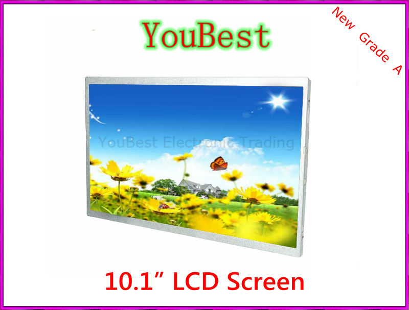 """New 10.1"""" 1024X600 LED LCD Laptop Screen Display For ACER ASPIRE ONE 531H-MCB11(China (Mainland))"""