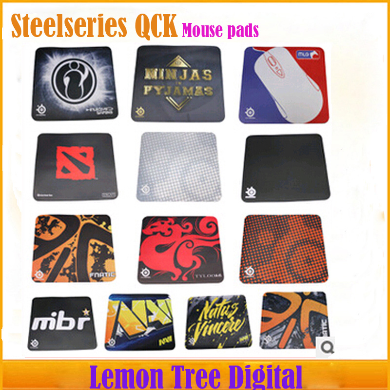 OEM SteelSeries Mouse Pad 450*400*4 QCK+ NAVI Natus Vincere Asphalt FNATIC NIP IG DOTA MLG Gaming Gamer Large Size Mice Mat<br><br>Aliexpress