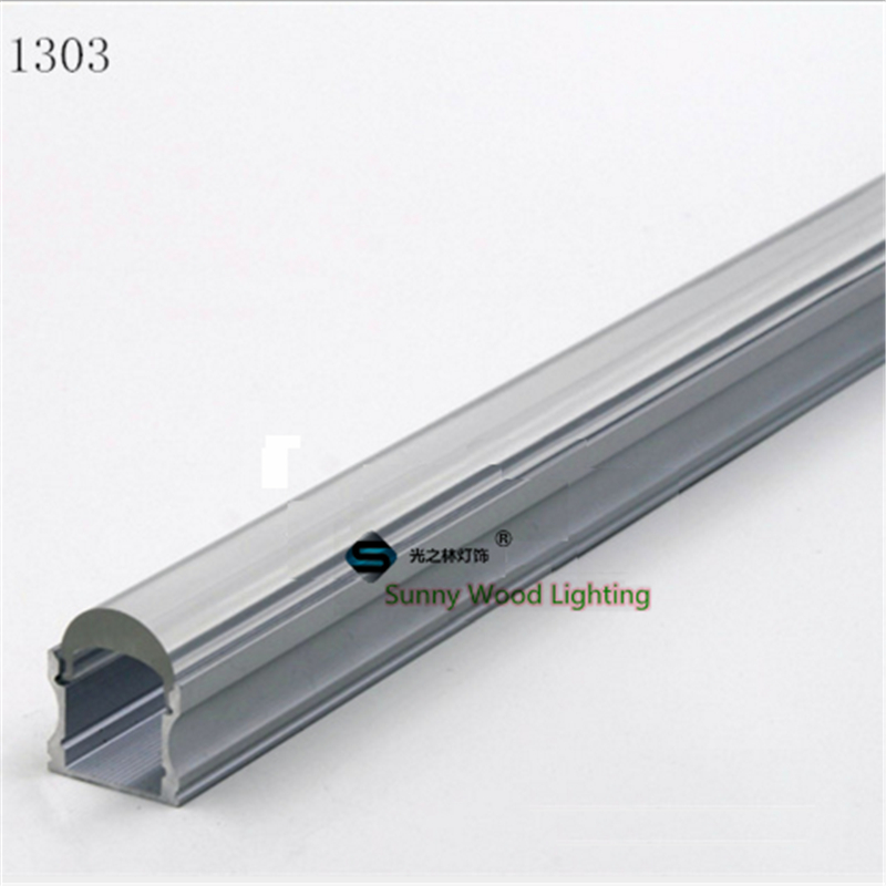Free shipping 10pcs/lot led aluminium channel for led strip with 60 degree optical lens cover for 12mm 5050 ,3528 ,5630 profile<br><br>Aliexpress