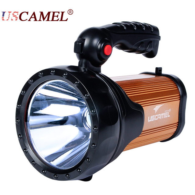 buy powerful led big flashlight hid xenon. Black Bedroom Furniture Sets. Home Design Ideas