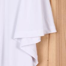 Free shipping white T shirts women plus size blouses Short sleeve T shirt large size 2015