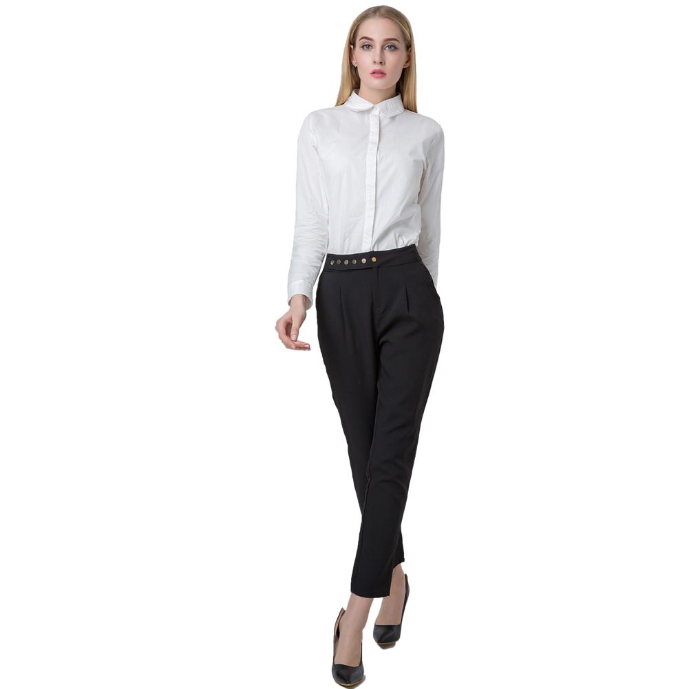 Elegant New Fashion Jeans Women Pencil Pants High Waist Jeans Sexy Slim