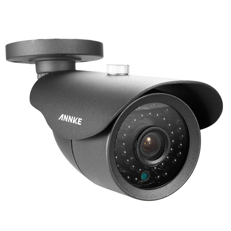 "Гаджет  1/4"" CMOS 800TVL IR Day and Night Security Weatherproof Surveillance Outdoor CCTV Camera with  Bracket None Безопасность и защита"
