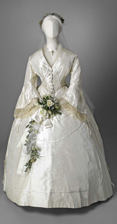 Vestidos de boda de la Guerra Civil