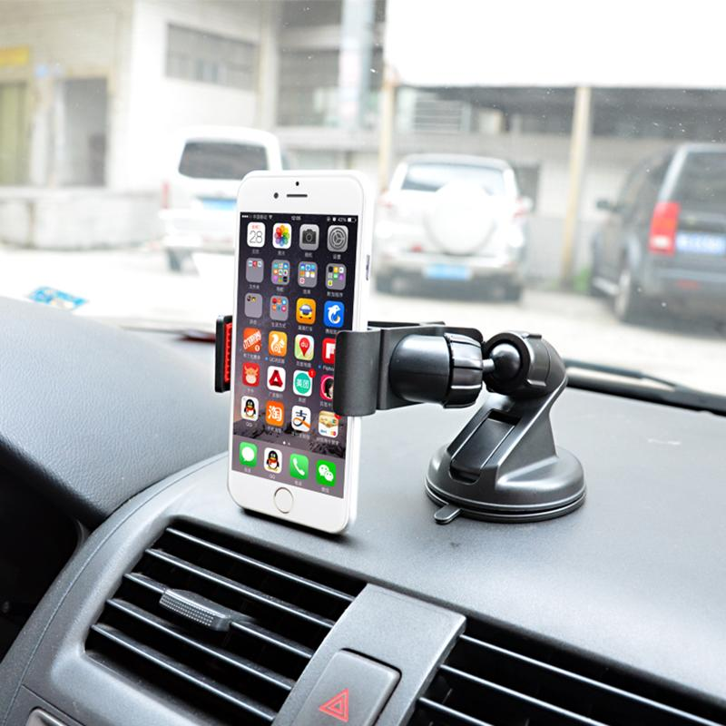 Mobile Phone GPS Car Holder Mount Holder for iPhone 5s / iPhone 6 / SAMSUNG Galaxy s2 S3 S4 Note grand prime / HTC doogee x5(China (Mainland))