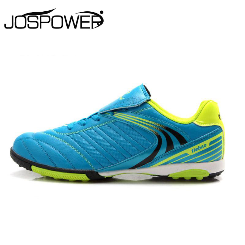 Tiebao Professional Men TF Turf Soccer Shoes Training Outdoor Sport Sneakers Athletic Trainers Football Boots Soccer Cleats(China (Mainland))