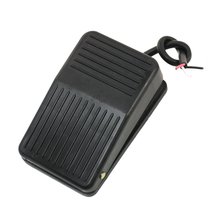 IMC Hot SPDT Nonslip Metal Momentary Electric Power Foot Pedal Switch(China (Mainland))