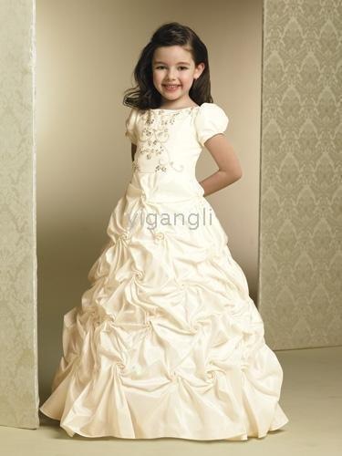 Cheap Flower Girl Dresses Infant - Flower Girl Dresses