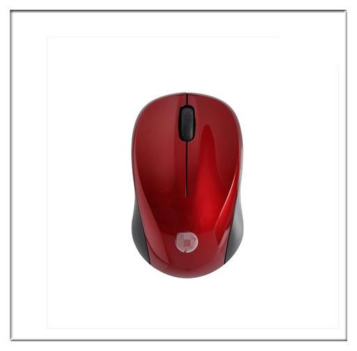 Raton Inalambrico hp Red 2.4 Ghz Ratón Inalámbrico