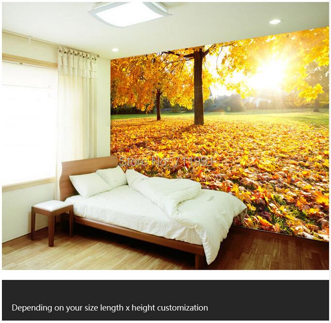 Online Kaufen Großhandel Beautiful Autumn Wallpaper Aus
