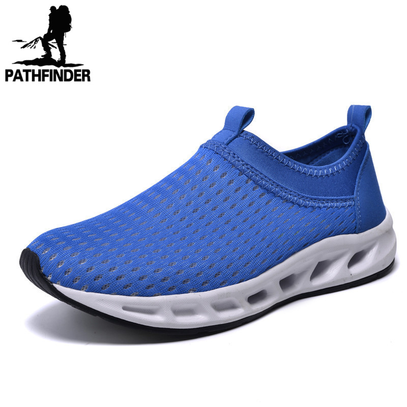 Size 37 48 Mesh Men Shoes Fashion Summer Men Casual Shoes Fashion Outdoor Leisure Shoes Breathable