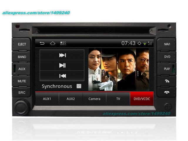 For Honda For Odyssey 2003~2004 - Car Android GPS Navigation Radio TV DVD Player Audio Video Stereo Multimedia System(China (Mainland))