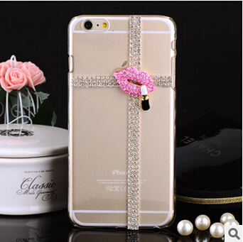 New Luxury Rhinestone Phone Case Cover For Samsung Galaxy S6 Edge Plus Galaxy Note 5 Diamond Crystal Hard Phone Cover 11 style(China (Mainland))