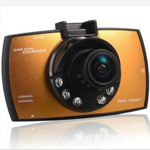 Car accessory  G30 2.7″ 170 Degree Wide Angle Full HD 720P Car DVR Camera Recorder Motion Detection Night Vision G-Sensor