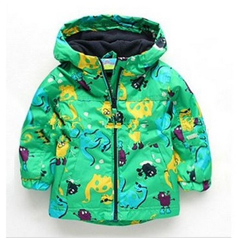 New 2015 Boy hoodie, children printing jacket, children's clothes, suitable for 2 to 6 years old children's clothes.(China (Mainland))