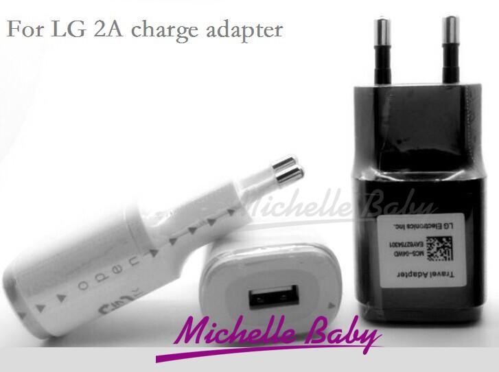 Original 1.8A carregador USB Charger With USB Cable For celular LG optimus l7 l5 g G3 g3s G2 mini Nexus 4 5 l70 l90 l65 Cargador