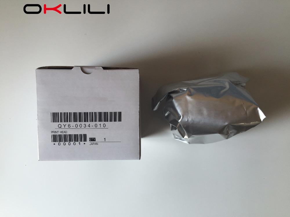 ORIGINAL QY6-0034 Printhead Print Head for Canon S500 S520 S530D S600 S630 i6100 i6500 S6300 i650 MP F30 F50 C60 C70(China (Mainland))