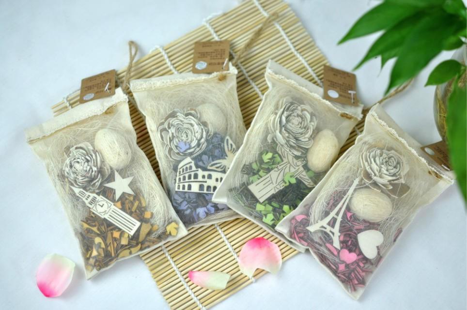 5pack/lot Natural Tea Aroma Bag Deworming Deodorant Gift Refreshing Anti-fatigue Shoe Wardrobe Sachets Car Sachet(China (Mainland))
